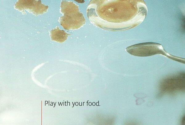 Canon - Play with your food